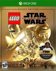 LEGO STAR WARS: THE FORCE AWAKENS DELUXE EDITION - XBOX ONE