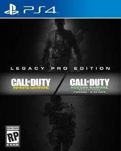 CALL OF DUTY INFINITE WARFARE PRO EDITION - PS4
