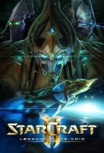 STARCRAFT II LEGACY OF THE VOID - PC