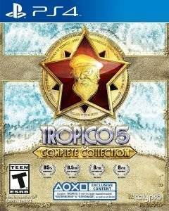 TROPICO 5 : COMPLETE COLLECTION - PS4