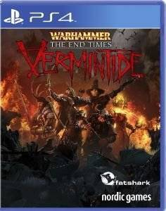 WARHAMMER: END TIMES - VERMINTIDE - PS4