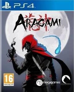 ARAGAMI - PS4 ηλεκτρονικά παιχνίδια ps4 games action adventure