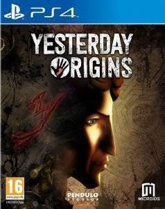 YESTERDAY ORIGINS - PS4