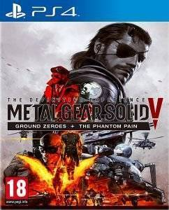 METAL GEAR SOLID V: DEFINITIVE EXPERIENCE HITS - PS4