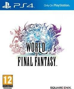 WORLD OF FINAL FANTASY - PS4