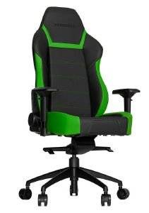 VERTAGEAR RACING SERIES PL6000 GAMING CHAIR BLACK/GREEN - VG-PL6000_GR