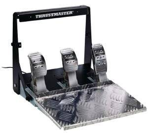 THRUSTMASTER T3PA PRO PEDALS ADD-ON FOR PC/PS3/PS4/XBOX1