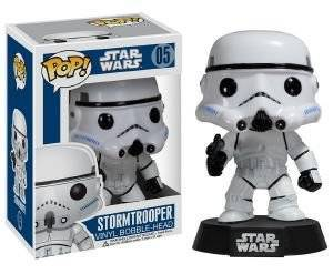 POP! MOVIES: STAR WARS STORMTROOPER 05