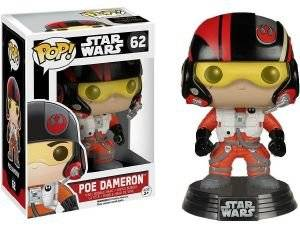 POP! STAR WARS - EPISODE 7 POE DAMERON