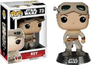 POP! STAR WARS - EPISODE 7 REY WITH GOGGLES