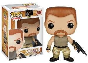 POP! TELEVISION: WALKING DEAD - ABRAHAM (309)