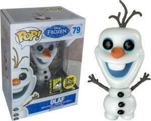 POP! DISNEY FROZEN - OLAF (79) ηλεκτρονικά παιχνίδια figures disney