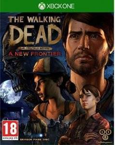 THE WALKING DEAD: A NEW FRONTIER - XBOX ONE