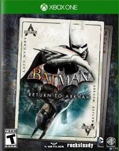 BATMAN: RETURN TO ARKHAM (ASYLUM + ARKHAM CITY) - XBOX ONE