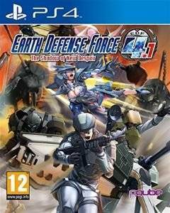 EARTH DEFENCE FORCE 4.1: THE SHADOW OF NEW DESPAIR - PS4