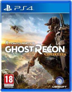 GHOST RECON - PS4 ηλεκτρονικά παιχνίδια ps4 games action