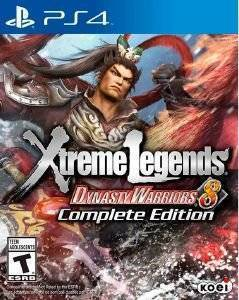 DYNASTY WARRIORS 8 XTREME LEGENDS COMPLETE EDITION - PS4