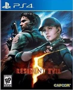 RESIDENT EVIL 5 (INC. ALL DLC) - PS4