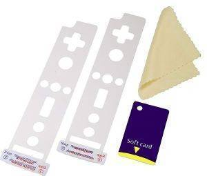 HAMA 52100 PROTECTIVE FOIL KIT FOR WIIMOTE