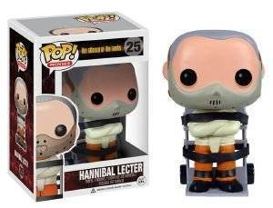 POP! MOVIES: HANNIBAL LECTER (SILENCE OF THE LAMBS) (25)