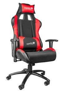 GENESIS NFG-0784 NITRO550 GAMING CHAIR BLACK/RED