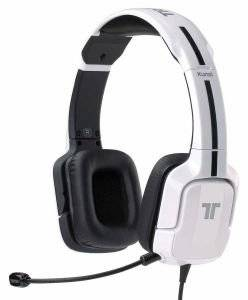 MADCATZ TRITTON KUNAI STEREO HEADSET WHITE FOR PS4 / PS3 / PS VITA ηλεκτρονικά παιχνίδια κονσολεσ   περιφερειακα gaming headsets