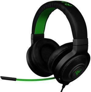 RAZER KRAKEN PRO BLACK (IN-LINE) GAMING HEADSET ηλεκτρονικά παιχνίδια κονσολεσ   περιφερειακα gaming headsets