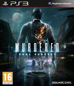 MURDERED SOUL SUSPECT - PS3