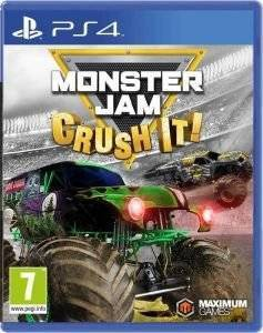 MONSTER JAM CRUSH IT - PS4