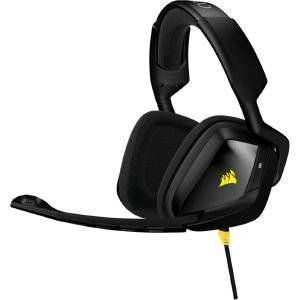 CORSAIR VOID STEREO GAMING HEADSET PC/MAC/PS4/XBOX ONE BLACK ηλεκτρονικά παιχνίδια κονσολεσ   περιφερειακα gaming headsets