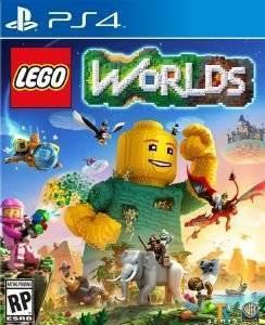 LEGO WORLDS - PS4 ηλεκτρονικά παιχνίδια ps4 games action adventure