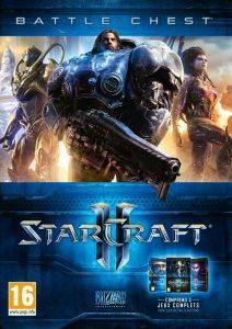 STARCRAFT II BATTLECHEST V.2 - PC ηλεκτρονικά παιχνίδια pc games strategy