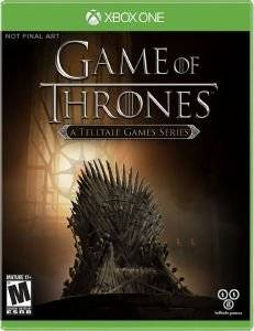 GAME OF THRONES SEASON 1 - XBOX ONE