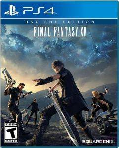 PS4 FINAL FANTASY XV - DAY 1 EDITION (EU)