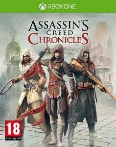 ASSASSINS CREED CHRONICLES PACK - XBOX ONE