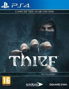 THIEF - GAME OF THE YEAR EDITION - PS4 ηλεκτρονικά παιχνίδια ps4 games action adventure