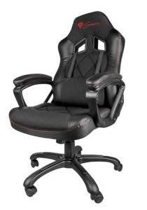 GENESIS NFG-0887 NITRO 330 GAMING CHAIR BLACK