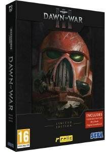 WARHAMMER 40000 DAWN OF WAR III LIMITED EDITION - PC