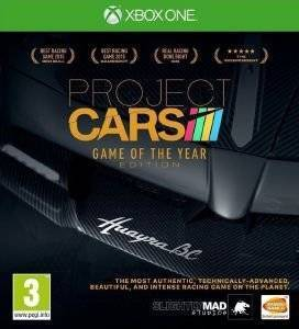 PROJECT CARS - GAME OF THE YEAR EDITION - XBOX ONE