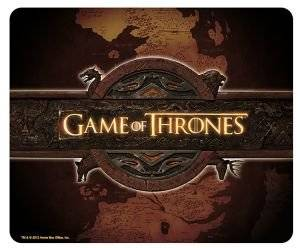 GAME OF THRONES - MOUSEPAD - LOGO - CARD ηλεκτρονικά παιχνίδια video games merchandise mousepads