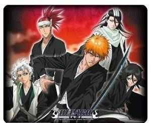 BLEACH - MOUSEPAD - ICHIGO & SHINIGAMIS