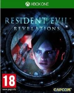 RESIDENT EVIL REVELATIONS HD - XBOX ONE ηλεκτρονικά παιχνίδια xbox one games action adventure