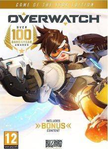 OVERWATCH GAME OF THE YEAR - PC