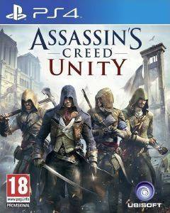 ASSASSINS CREED : UNITY - PS4