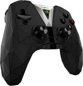 NVIDIA SHIELD 2017 WIRELESS CONTROLLER BLACK ηλεκτρονικά παιχνίδια κονσολεσ   περιφερειακα gamepads