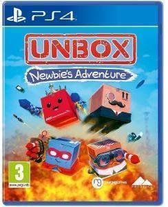 UNBOX: NEWBIES ADVENTURE - PS4 ηλεκτρονικά παιχνίδια ps4 games action