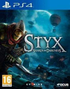 STYX: SHARDS OF DARKNESS - PS4 ηλεκτρονικά παιχνίδια ps4 games action adventure