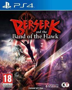 BERSERK AND THE BAND OF THE HAWK - PS4