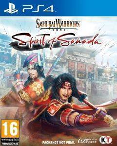 SAMURAI WARRIORS: SPIRIT OF SANADA - PS4