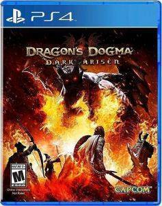 DRAGONS DOGMA: DARK ARISEN - PS4